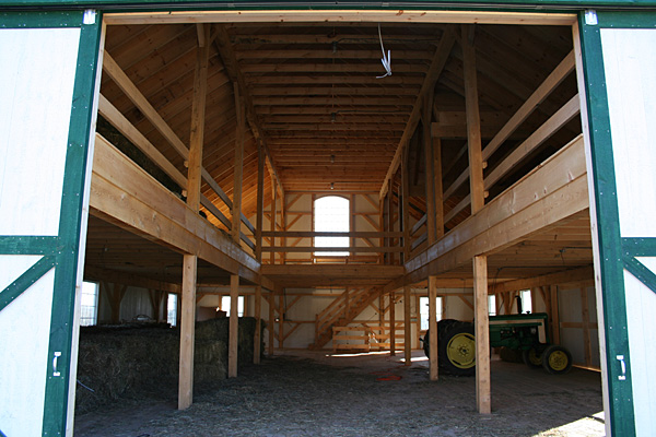 Oxford Ct Custom Barn