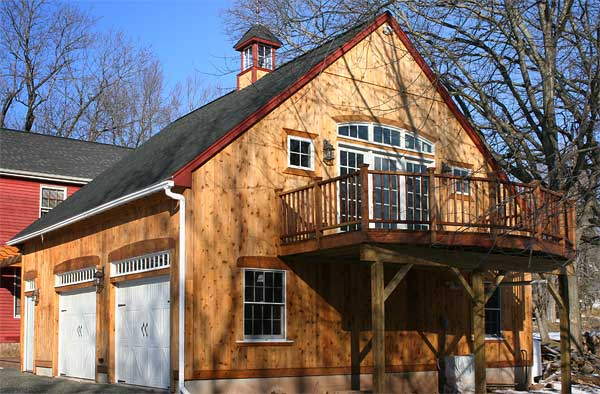 Welcome To Custom Barns The Post And Beam Construction