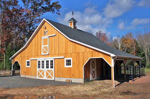 Granby ct custom barns the post and beam construction specialists